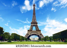 Paris, The Eiffel Tower