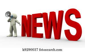 3d man news announcement
