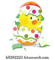 egg shell clipart royalty free 4 480 egg shell clip art vector eps