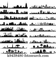 City landscape3