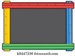Ruler Blackboard