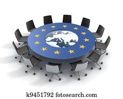 european union round table