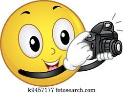 Photographer Smiley