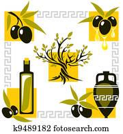 greece olive