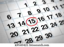 Important date
