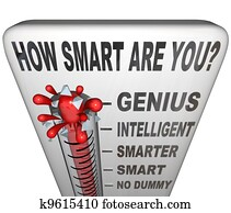 How Smart are You Thermometer Measure Intelligence