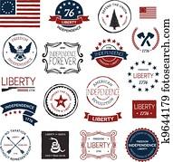 American revolution designs