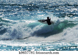 Sea Sport - Wave Surfing