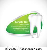 dental, schablone