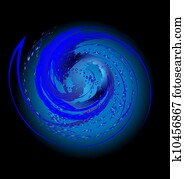 Abstract Hurricane