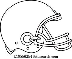 football helmet clip art vector graphics 8 677 football helmet eps rh fotosearch com football helmet clip art large football helmet clip art png