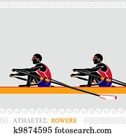 Athlete Rowers