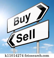 Buy or sell.