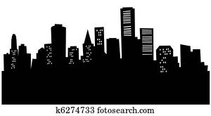 Cartoon Houston