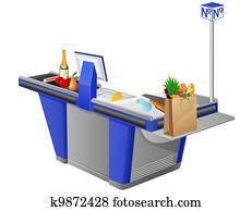 cash register terminal