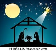 nativity scene clipart royalty free 2 541 nativity scene clip art rh fotosearch com nativity scene clip art free christmas clipart nativity scene
