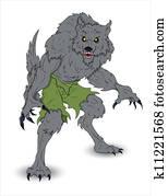 Classic Werewolf