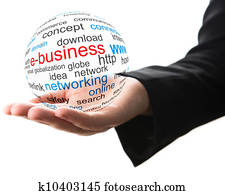 Concept of internet business