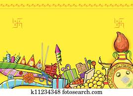 Diwali Doodle