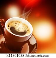 expresso, bohnenkaffee