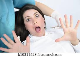 fear of dentist