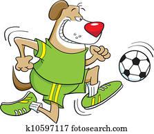 Fussball Spielen Clip Art Vectors 1000 Fussball Spielen Eps