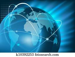 Internet Global Business