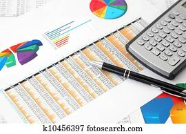 Investment Charts, Calculator and P