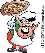Italian Pizza Baker