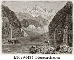 Kandel Steig lake
