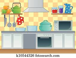 Clip Art Of Mouse Theme Image 1 K9178497 Search Clipart