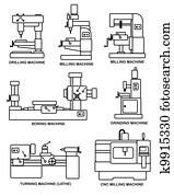 Machine tools