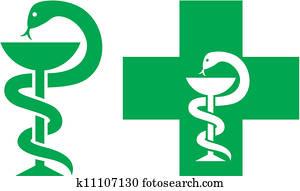 medical cross symbol