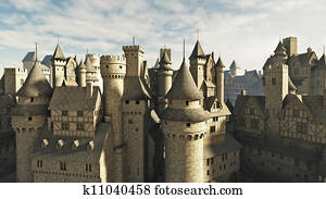 Medieval Rooftops