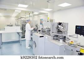 medizinische, werke, und, produktion, innen