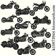 Motorcycle Package- Detailed