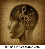 musik, gehirn
