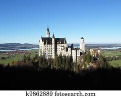 Neushchwanstein castle