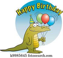 party Alligator