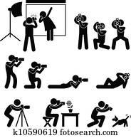 Photographer Cameraman Paparazzi