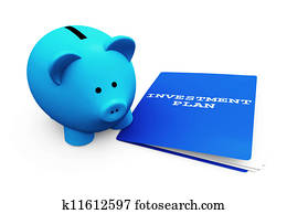 Piggy Bank Savings Investment