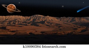 Red Planet (panorama)