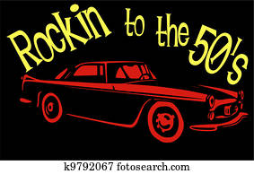 Rockin to the 50's....