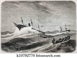 SS Central America shipwreck