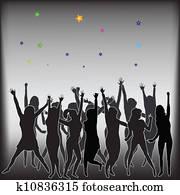 tanz, von, jungendlicher