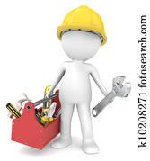 The Handyman.