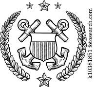 US Coast Guard insignia
