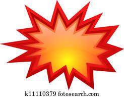 Vector bursting star