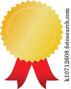 Vector gold award token