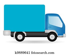 delivery truck clipart royalty free 32 323 delivery truck clip art rh fotosearch com delivery truck clipart free delivery truck clipart black and white